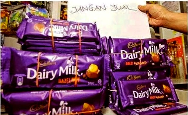 cadbury advertisement recall report