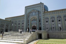 dushanbe mosque