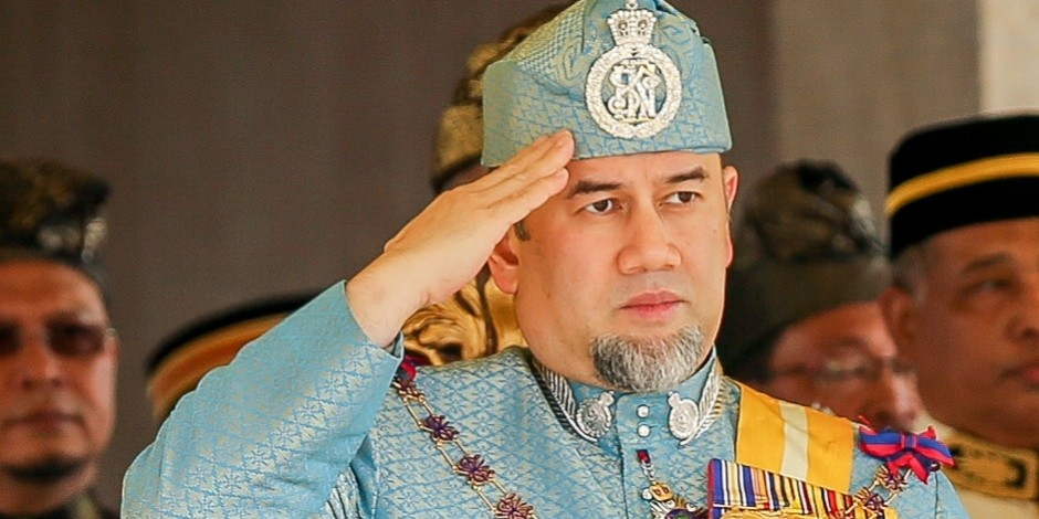 Image result for ydpa sultan muhammad V